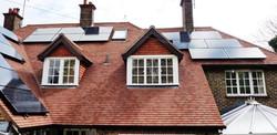 Tiling & Solar PV
