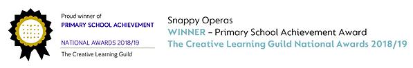Snappy Opera award