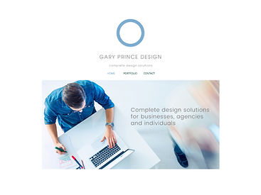 Gary Prince Design - complete design solutions