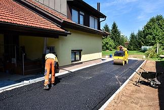 Roman Groundworks - tarmac and asphalt specialists