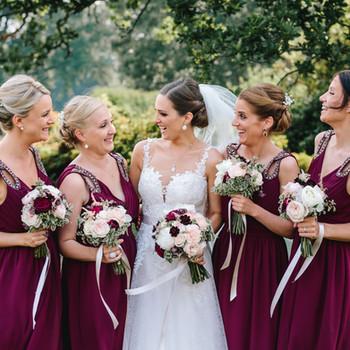 Wedding Flowers For Bridesmaids