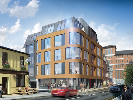 Planning Consent secured in Central Reading