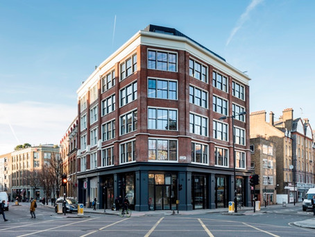 Purchase of an Exciting Refurbishment Opportunity in Clerkenwell, London EC1