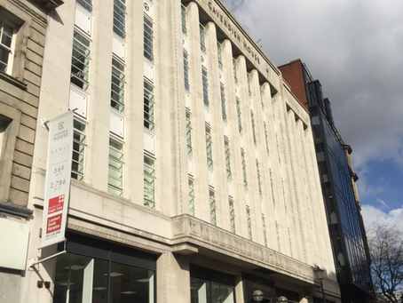 Purchase of Prime City Centre Offices in Birmingham