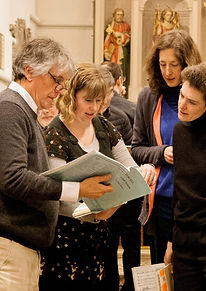 John Hancorn and Baroque Collective Singers