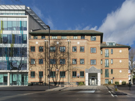 Refurbishment of Office Building in Chiswick