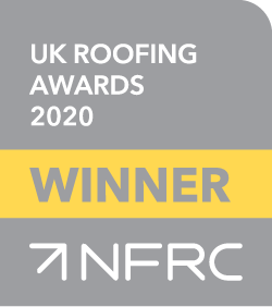 UK Roofing Awards winner