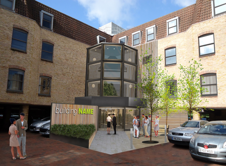Chelmsford City Centre Part-Let Offices Purchased