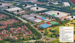 Croudace Multilet Office investment in Milton Keynes