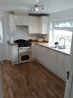 New Kitchen - Buxted