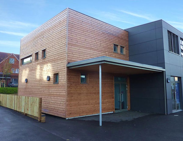 St Elpheges RC School, London Borough of Wallington