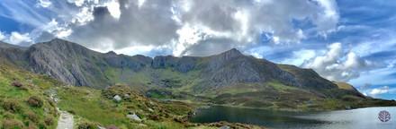 Llyn Idwal & The Glyders, Snowdonia