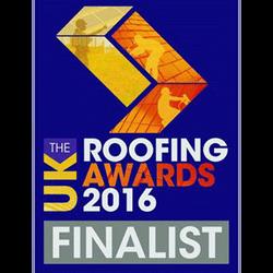 UK Roofing Awards 2016