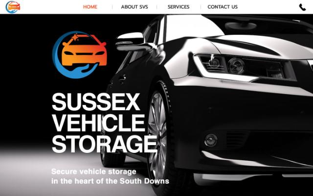 Sussex Vehicle Storage