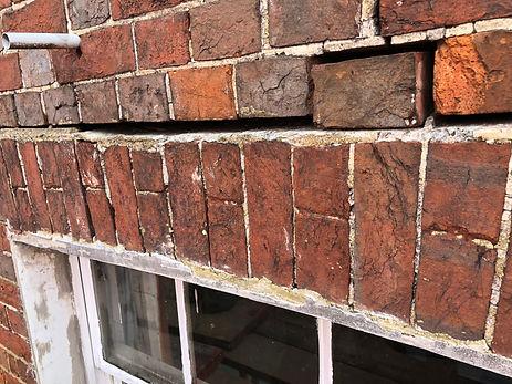 Celltarga external refurbishment - 74 High Street, East Grinstead