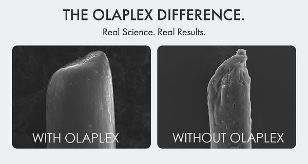 The Olaplex Difference at Samantha Elizabeth