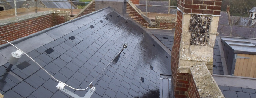 Natural Slating & Leadwork