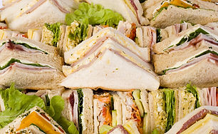 Robson's of Lewes Catering Services