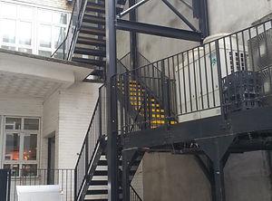 Celltarga Fire Installtion case study - The Methodist Church House