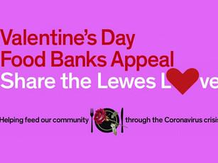 LEWES FOOD BANKS APPEAL