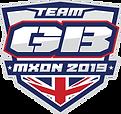 Team GB-MXON 2019 logo