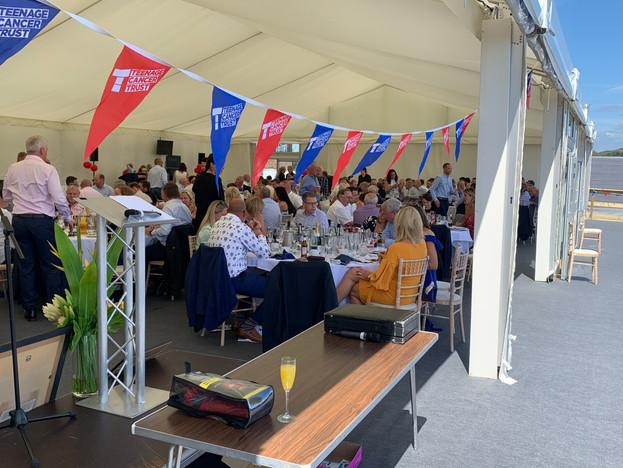 Richard Soan Charity Race Day