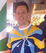Willem de Gooyert, Bateria Director, Brighton School of Samba