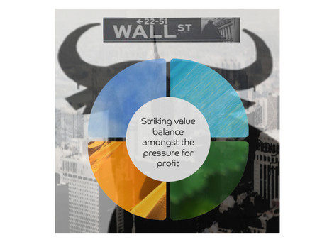 How high stakes professionals are turning to values now more than ever