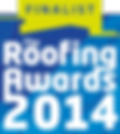 2014 Roofing Awards Finalist