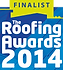 2014 National Roofing Awards Finalist