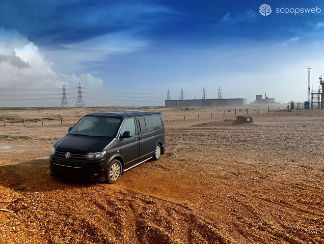 Syd @ Dungeness