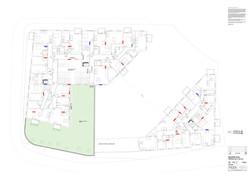 Belvedere, 1st floor plan
