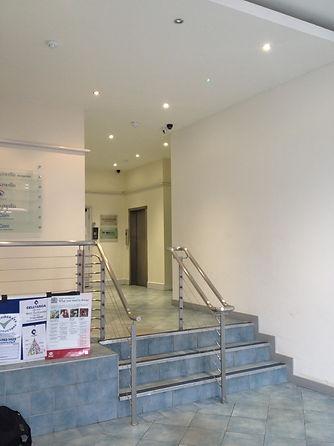 Celltarga Entrance & Reception - 130 City Road