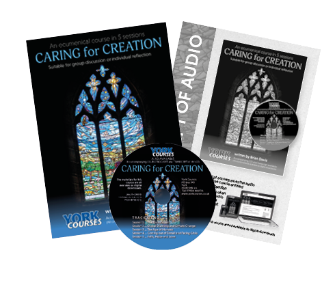 Lent Study Course - Caring for Creation