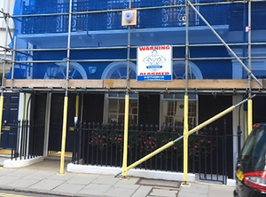 Celltarga external refurbishment case study