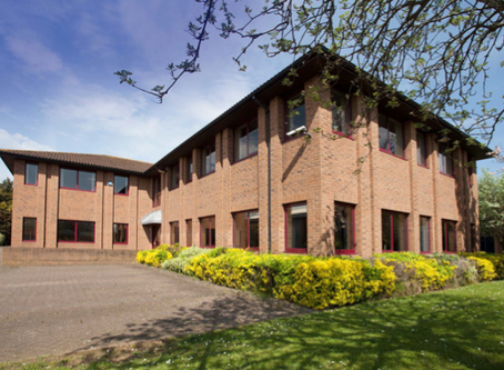 Sale of Refurbished Offices at Barnett Way