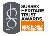Highly Commended by Sussex Heritage Awards for their work at The Dream Centre, Chailey Heritage