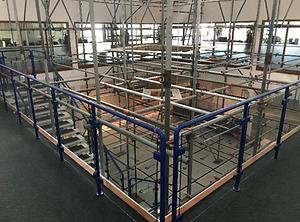 National Physics Laboratory Velux windows