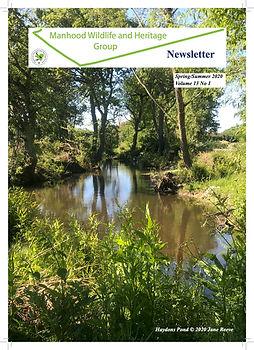 MWHG Newsletter Spring/Summer 2020