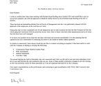 Letter to Richad Soan from BC Risk Management