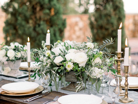 Neutral Tones Meet Tuscany at Bella Collina