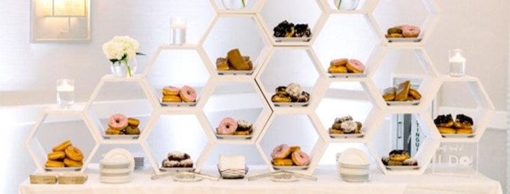 Ali's Honeycomb Display