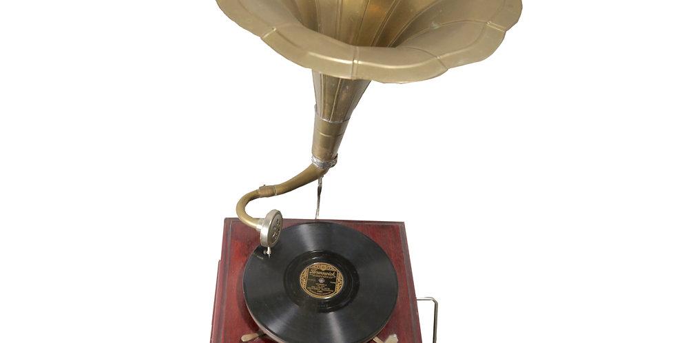 His Master's Voice Antique Gramophone