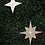 Thumbnail: Acrylic Ivory + Gold Stars