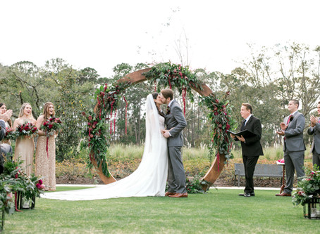 Lauren & Jason's Four Seasons Wedding at Walt Disney World Resort