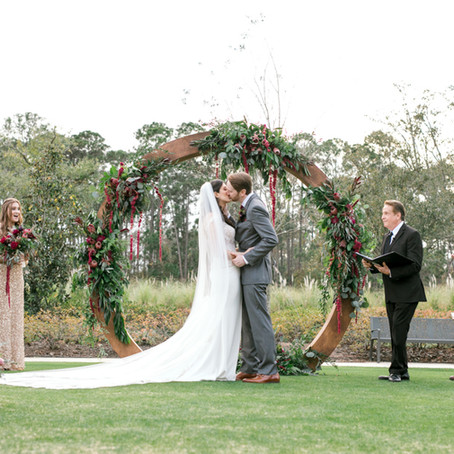 Lauren & Jason's Four Seasons Wedding at Walt Disney World Resort‎