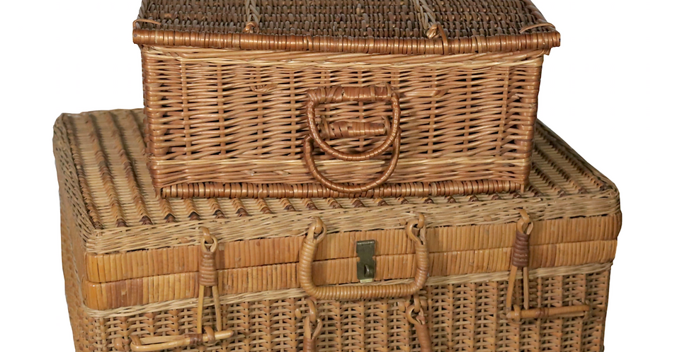 Large Wicker Picnic Baskets