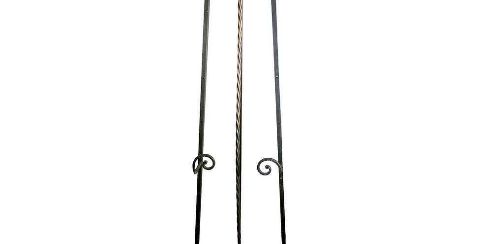 Large Iron Easel