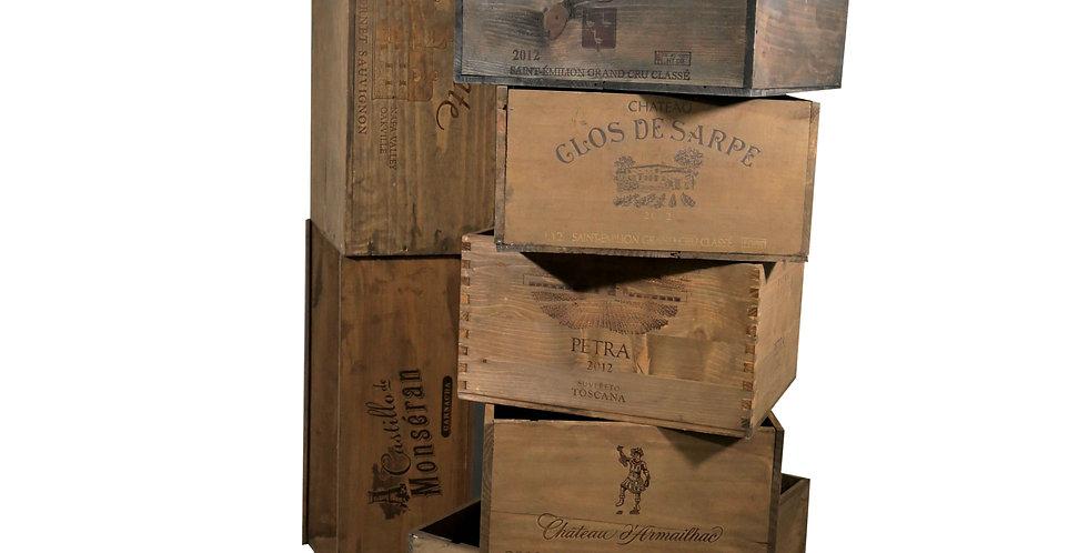 Italian Wine Crates