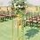 Thumbnail: Gold Acrylic Ceremony Pedestals